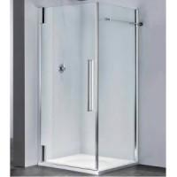 Душевая дверь 800мм Duka Princess 4000 6PTS L/R 800 Матовое серебро/Сатинированное стекло