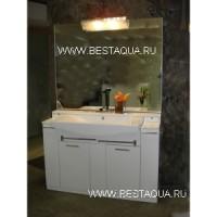 Комплект мебели 126см Rifra Sintesi Ego