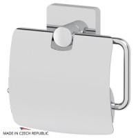 Держатель туалетной бумаги с крышкой Ellux Avantgarde AVA 066