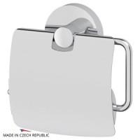 Держатель туалетной бумаги с крышкой Ellux Elegance ELE 066