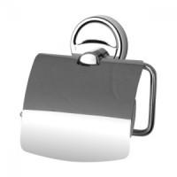 Держатель туалетной бумаги с крышкой FBS Ellea ELL 055