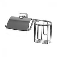 Держатель туалетной бумаги с крышкой и освежителя FBS Esperado ESP 053