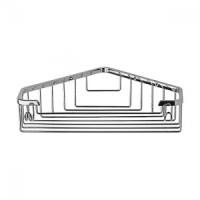 Полочка-решетка треуг. глубокая 23 см FBS Ryna RYN 005