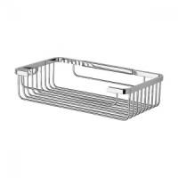 Полочка-решетка прямоугольная глубокая 26 см FBS Ryna RYN 022