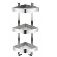 Полка угловая трехэтажная Fixsen FX-833-3
