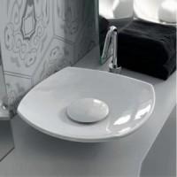 Раковина накладная 45x45 Hidra Ceramica Soul A20
