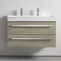 Комплект мебели 100х50см Berloni Bagno Just JS BS04T (arice ghiaccio)