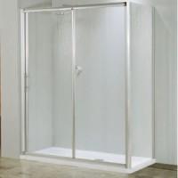 Душевая дверь 135см Novellini LUNES LUNES2P132-1B