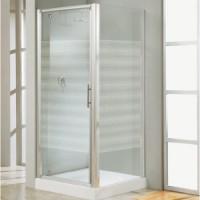 Душевая дверь 100см Novellini LUNES LUNESG96-1K