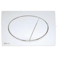 Alcaplast Смывная клавиша Белый M70