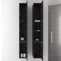 Шкаф-колонна подвесной 25х36см Berloni Bagno Moon MN CB17 (белый)