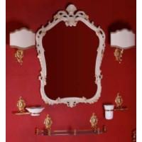 Зеркало 85x58x4cm Migliore Bella ML.BLL-449.AV.DO