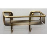 Решетка одинарная с двумя крючками 26х14х15см Migliore Caos CS.COM-601