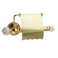 Бумагодержатель с крышкой Migliore Cristalia ML.CRS-60.206 DO