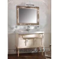 Комплект мебели 105см Labor Legno Milady белый Антико