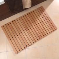 Коврик деревянный 95*60см Nicol Wilma 970980