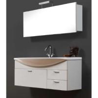 Комплект мебели 90см Iside Orione, Белый