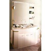 Комплект мебели 124см Labor Legno Paris 120 Белый