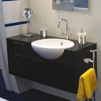 Комплект мебели 100см Progetto Mirus Ovale Inda