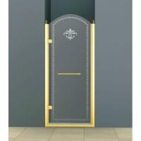 Дверь в нишу 90см Cezares RETRO B-1-90-CP-G-L(R)