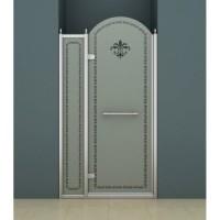 Дверь в нишу 120 см Cezares RETRO B-12-120-CP-Cr-L(-R)