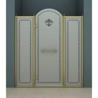 Дверь в нишу 150см Cezares RETRO B-13-150-PP-Br-L(R)