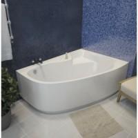 Ванна ассиметричная 160х105 Relisan Ariadna 160