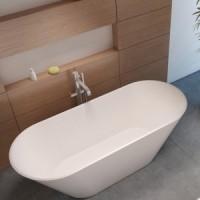 Ванна 170x70см овальная Riho Barcelona 170 BS05