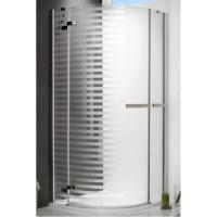 Душевой уголок 90х200cm Roltechnik ELEGANT LINE - 1500 GRL1/900 CHROM Design