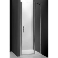 Душевая дверь в нишу 90х200cm Roltechnik TOWER LINE -700 TDN1/900 brillant 726-9000000-00-02
