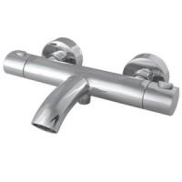 Смеситель для ванны и душа с термостатом AM.PM Sense F7550000
