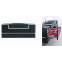Комплект мебели 137,4х50,7см Valente Tagliare T6 91
