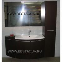 Комплект мебели 160см Stocco Vela с пеналом