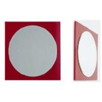Зеркало с подзеркальем 54,6хH54,6см Valente Taglire T8 11
