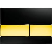 Клавиша смыва Tece Square 9.240.808 Черный/Золото