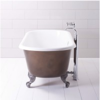 Ванна классическая 181 x 77 Traditional Bathrooms Geminus Feet ALB.DL4F
