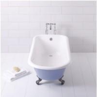 Ванна классическая 166 x 69 Traditional Bathrooms Solus ALB.701
