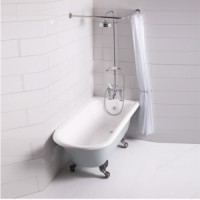Ванна классическая152 x 70 Traditional Bathrooms Trident ALB.TR1