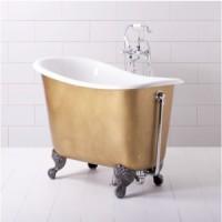 Ванна классическая 120 x 73 см Traditional Bathrooms Tubby Tub ALB.20
