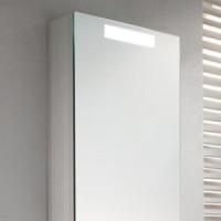 Зеркальный шкаф 50x74см Villeroy & Boch REFLECTION A354 5000 петли справа