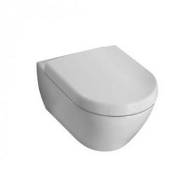 Унитаз подвесной безободковый Villeroy & Boch Verity Design 5643 HR01 с сиденьем