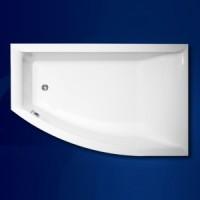 Ванна 160х105 ассиметричная Vagnerplast Veronela offset 160 P VPBA160VEA3PX-04