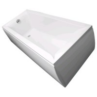 Ванна 170х75 прямоугольная Vagnerplast Veronela 170 VPBA170VEA2X-01