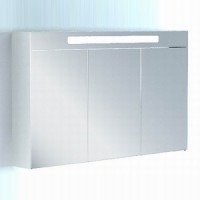Шкаф зеркальный подвесной 125cm Verona Susan SU609
