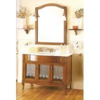 Комплект мебели 105см Labor Legno Victoria H104, Орех/мрамор