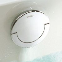 Слив-перелив для ванны Viega Rotaplex Trio Visign RT4 607654
