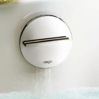 Слив-перелив с наливом для нестандартных ванн Viega Multiplex Trio Visign MT3 607708