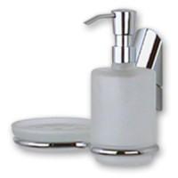 Мыльница с дозатором для жидкого мыла Vitra Apollon APO 010