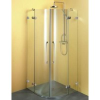Душевой уголок 90х90 AM.PM Serenity Supreme Swing Corner W4AG–120–090CT