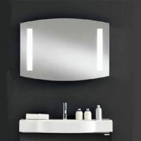 Зеркало с подсветкой 80х63см Berloni Bagno SQ415